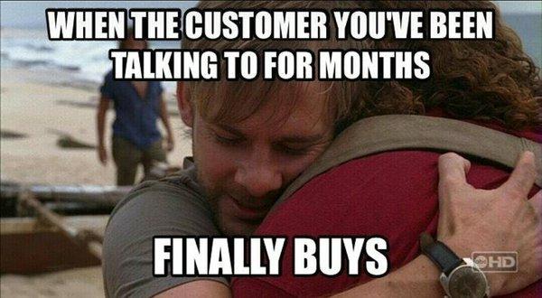 fun business meme