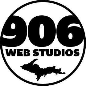 906 Web Studios is a boutique web design and marketing agency tailored to the needs of small business in Michigan's U.P. and Northern Wisconsin.