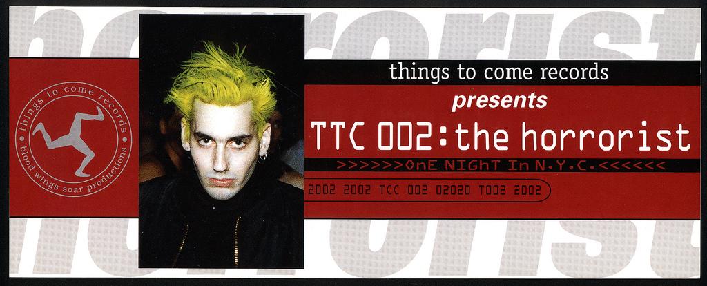 THROWBACK THURSDAY - The Horrorist: One Night in New York City [1996]