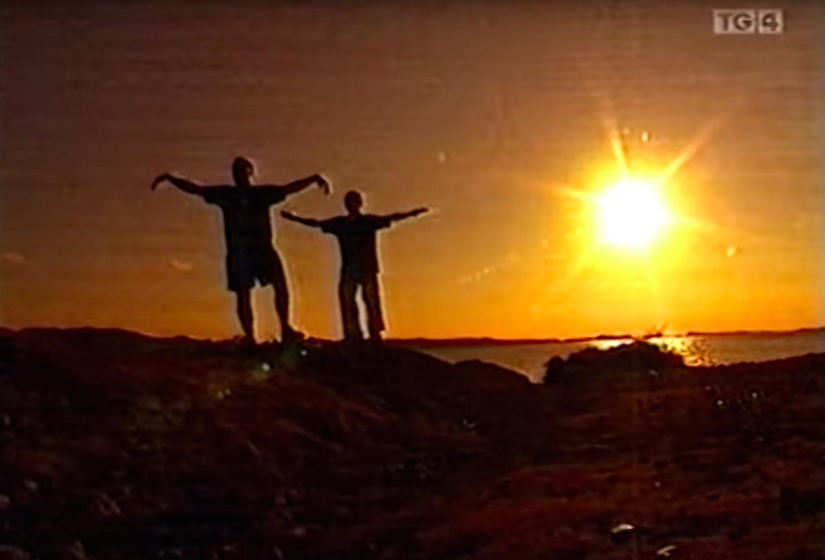 Hector and Cian go large..! Ibiza 2001, Irish style
