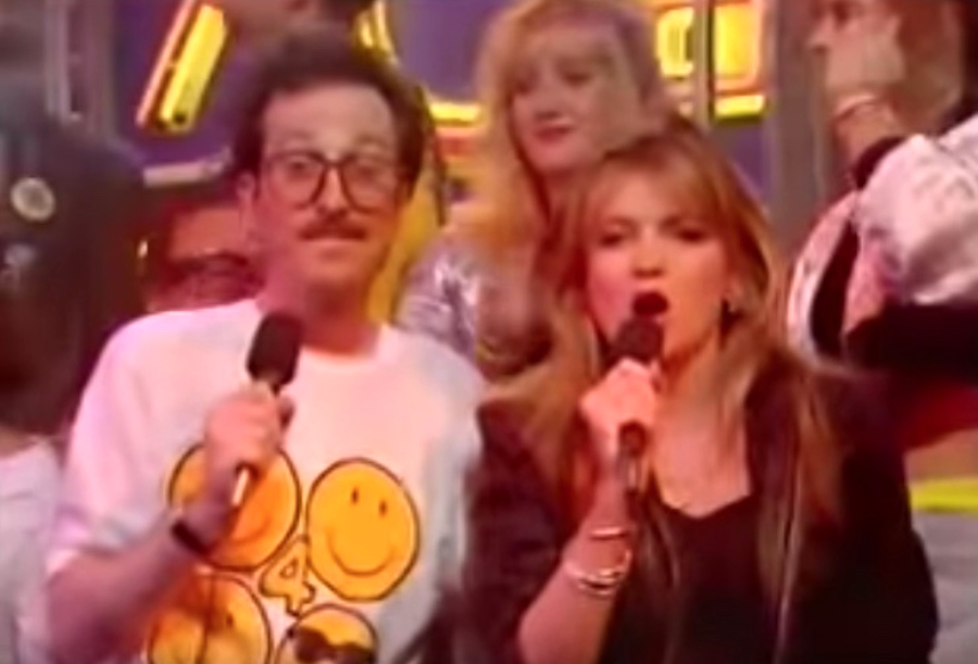 That time Top of the Pops went 'acieed'.... [October 1988]