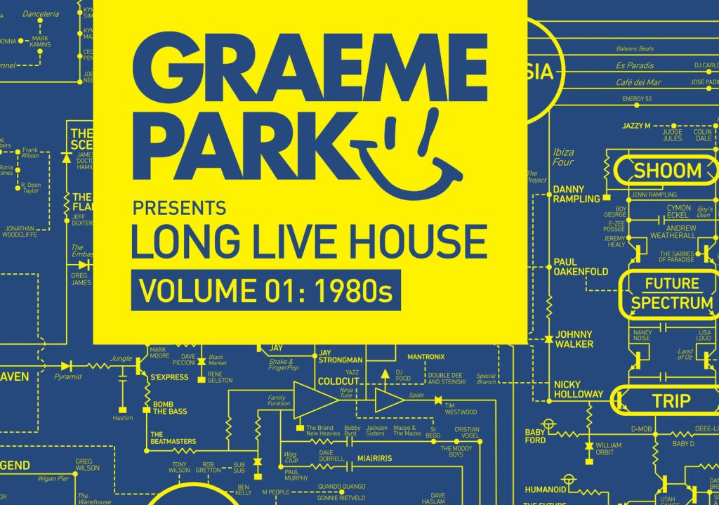 """It seemed like something worth celebrating"" Graeme Park on the new Long Live House compilation"