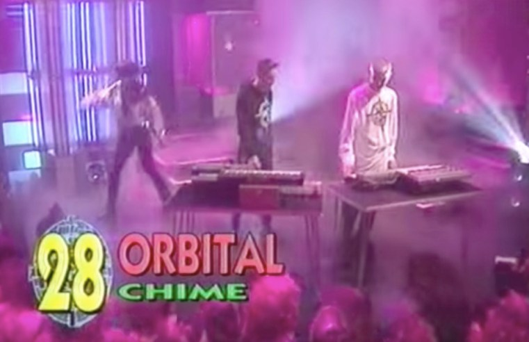 Orbital vs Top Of The Pops
