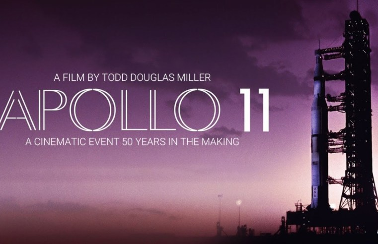 Matt Morton's Apollo 11 soundtrack lets us party like its 1969…