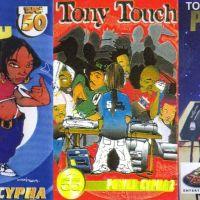 US Tape-History: Tony Touch - Power Cypha I-III feat. 50 MCs (1996-1999)