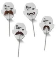 Mr. Moustache Chocolate
