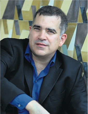 Nataniel Fúster, arquitecto. Foto: Jaime Navarro