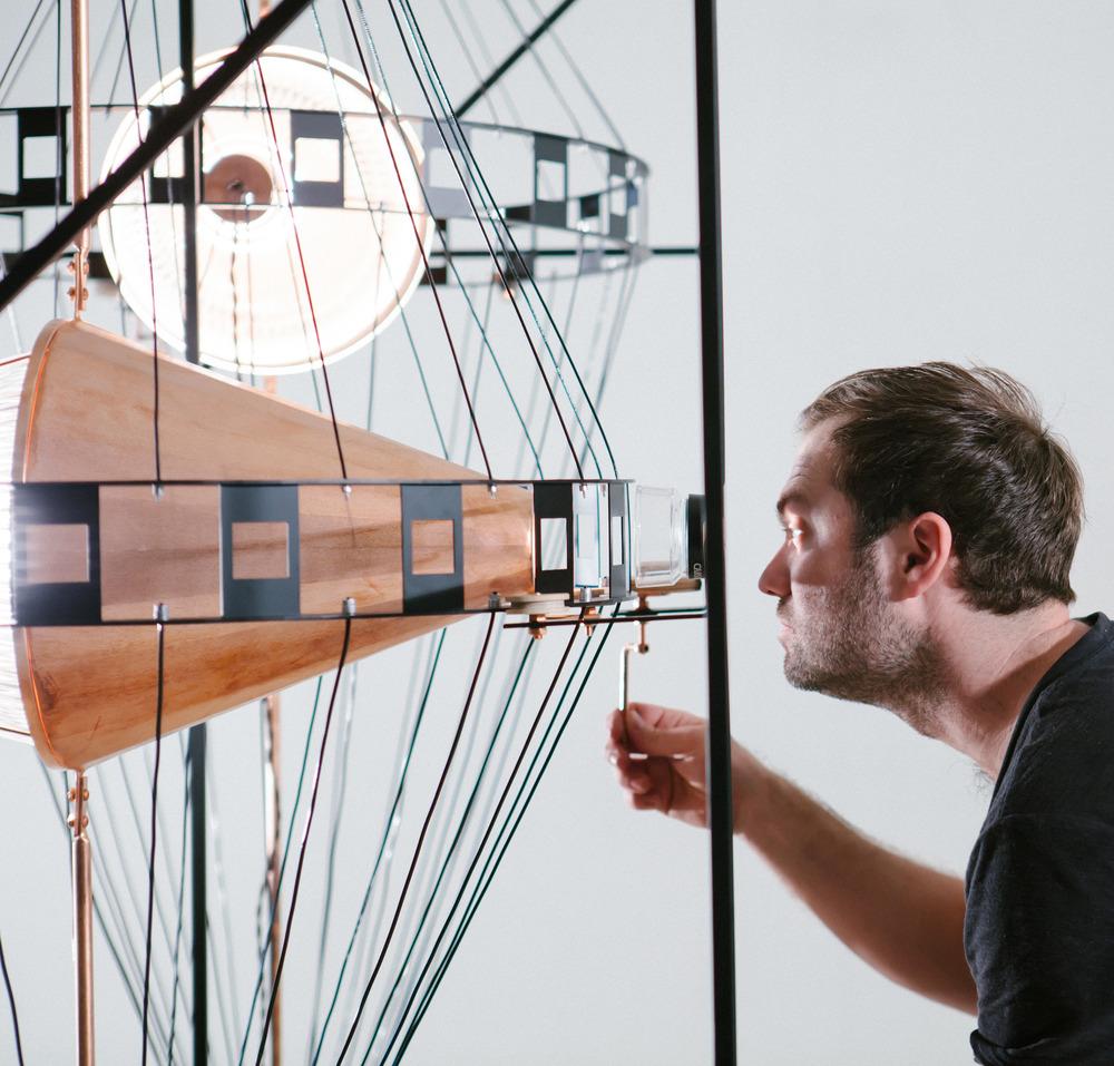 Foto: Simon Chenier y Les Ateliers Guyon