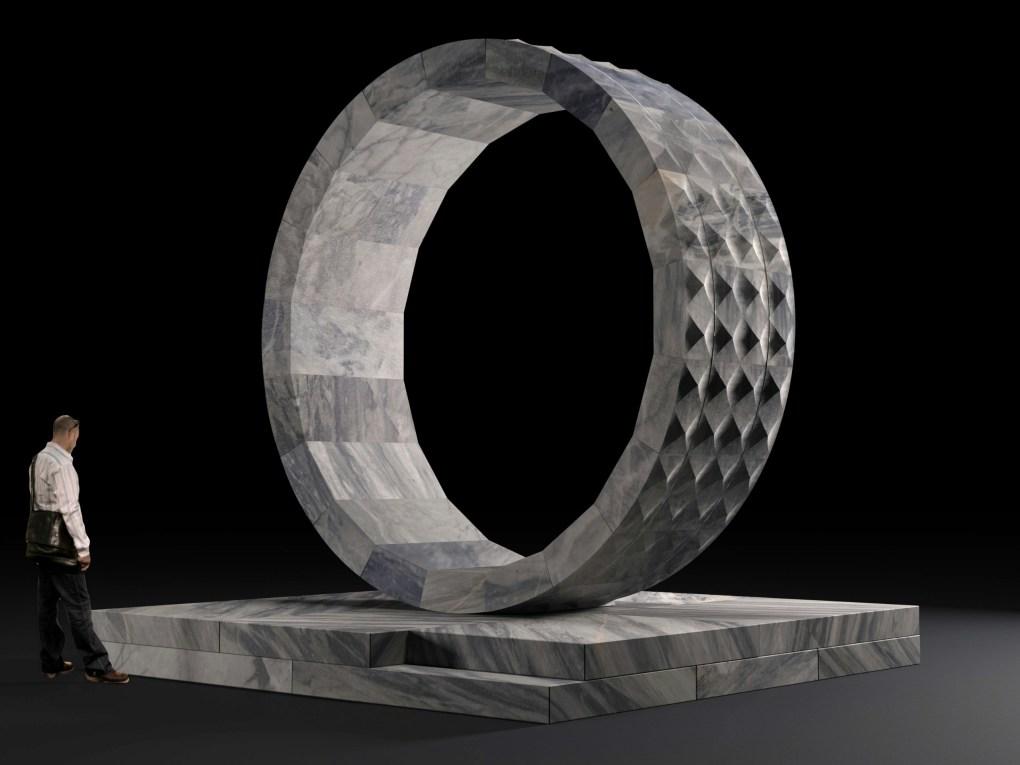 Stone Gate - Raffaello Galiotto 2