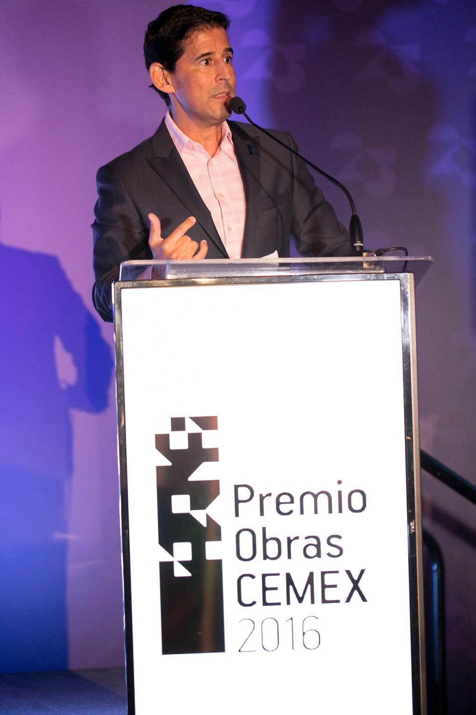 Foto: Cortesía de Premios Obras CEMEX