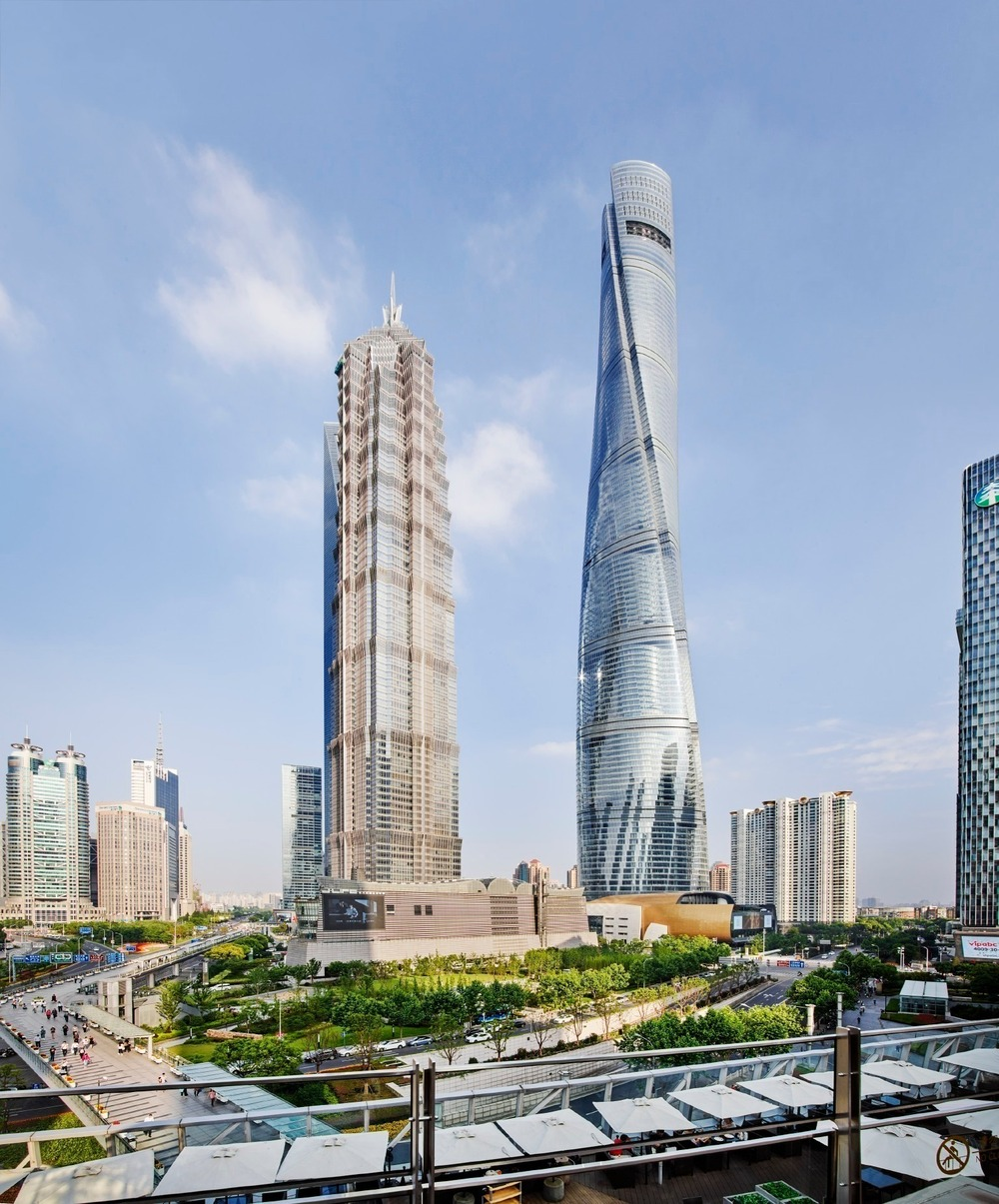 Architectural Design Of The Year: Dan Winey – Shanghai Tower Photo credit: Connie Zhou