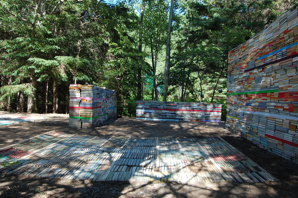 Le jardin de la connaissance por 100Landschaftsarchitektur y Rodney LaTourelle, 2010 Foto: Rodney LaTourelle