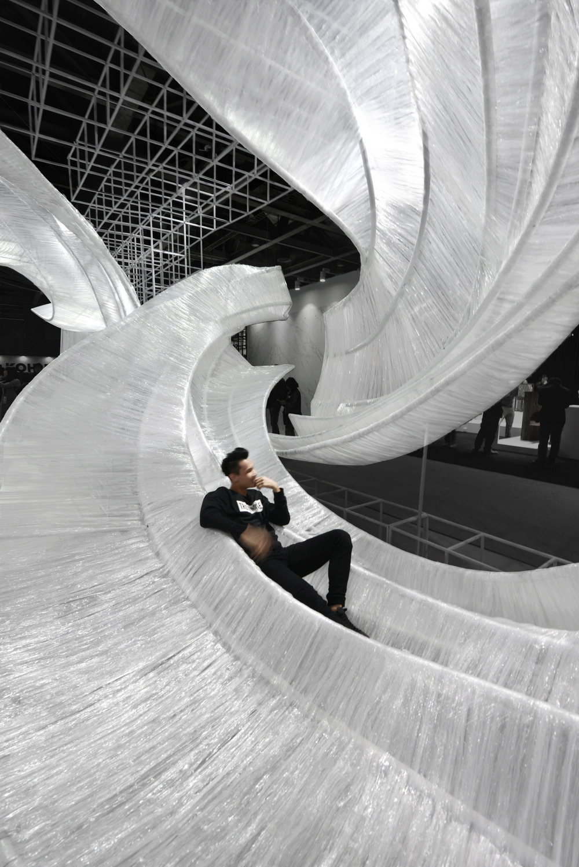 Transparent Shell Foto: PONE Architecture