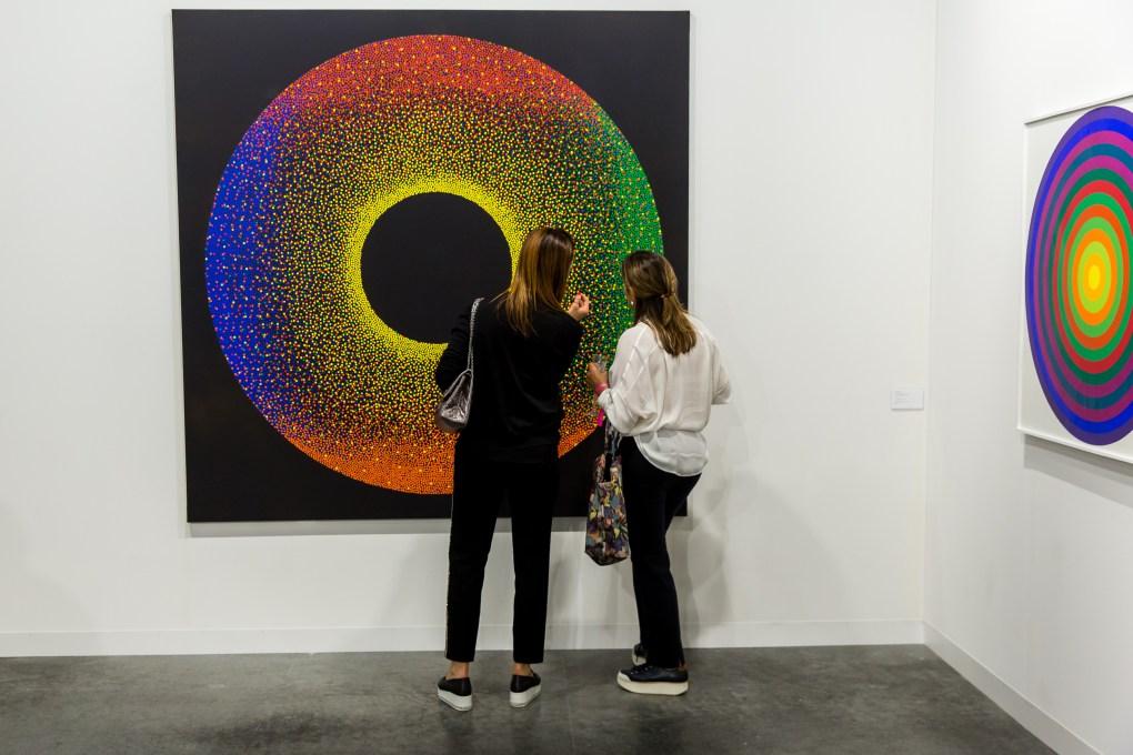 Galerie Perrotin. Art Basel Miami Beach 2016. Cortesía de Art Basel