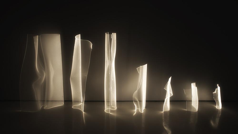 La luz Gweilo manipula el movimiento dinámico de la luminosidad por sí misma. Foto: PARTISANS