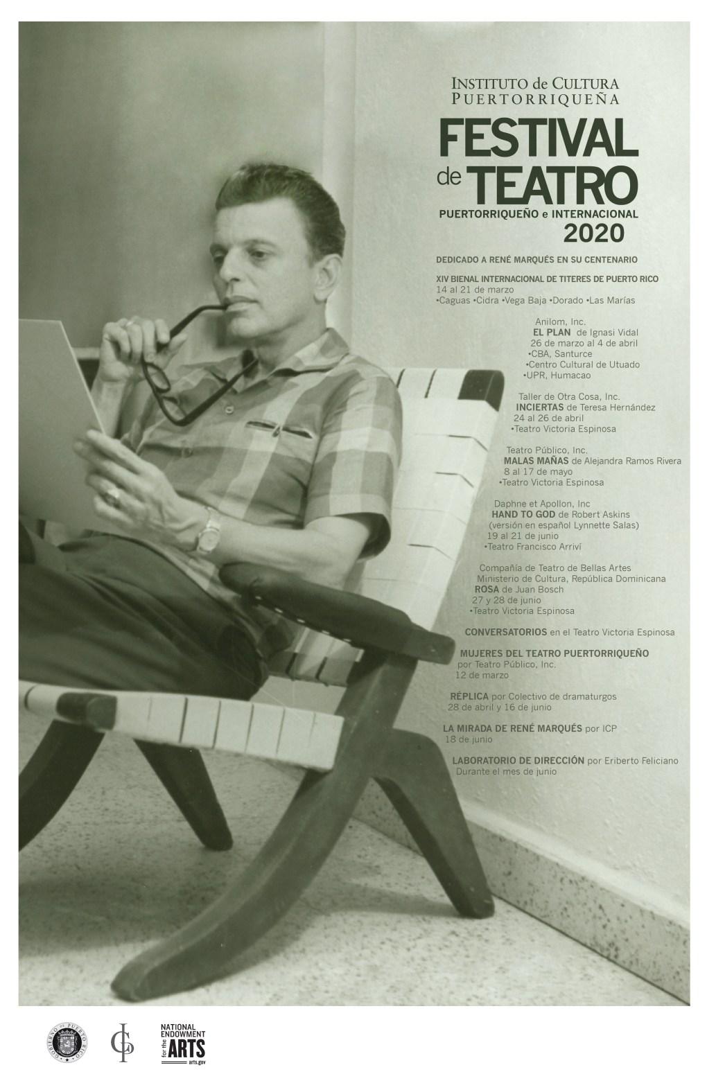 Festival de Teatro Puertorriqueño e Internacional 2020
