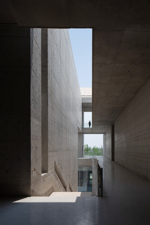 Centro de Arte y Cultura del Condado de Shou Foto: Schran Images