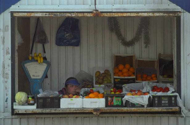 Obst zu verkaufen!
