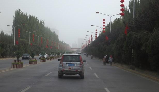 Welcome to Kashgar!