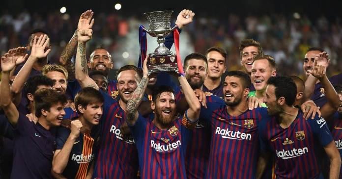How many points do Barca still need to secure La Liga crown? - Tribuna.com