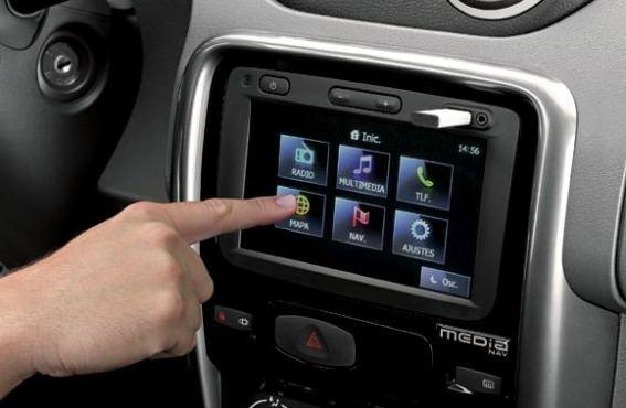 Renault Media Nav