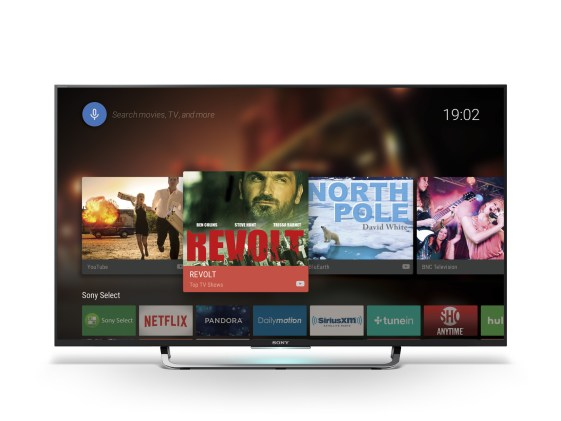 Sony 4K Android TV KD-49X8300C_Hero_ANDROID
