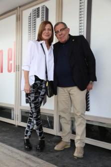 Cecilia Roth y Juan Gatti