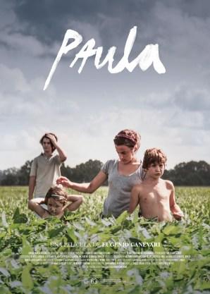 Afiche Paula