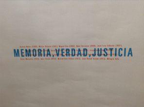 Muestra A 40 años del golpe genocida, en Doblar El Viento.