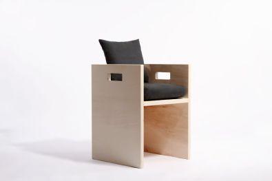 Sedia chair Box - SOquadro
