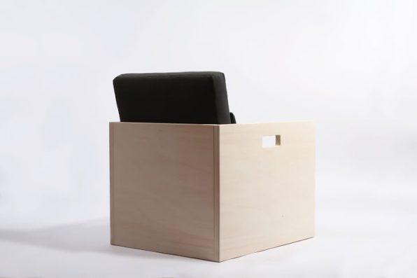 Armchair BOX - SOquadro