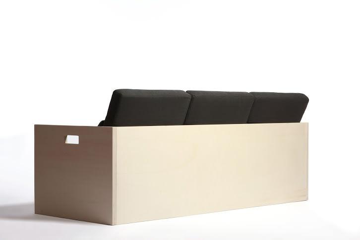 sofa BOX - SOquadro