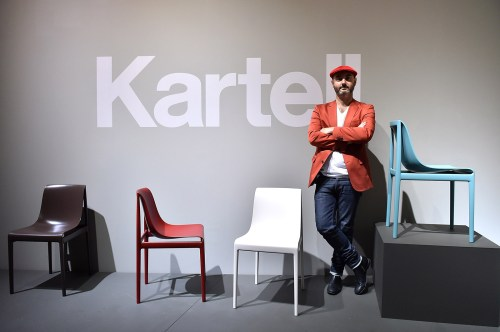 Foto: Tullio M. Puglia/Getty Images for Kartell)