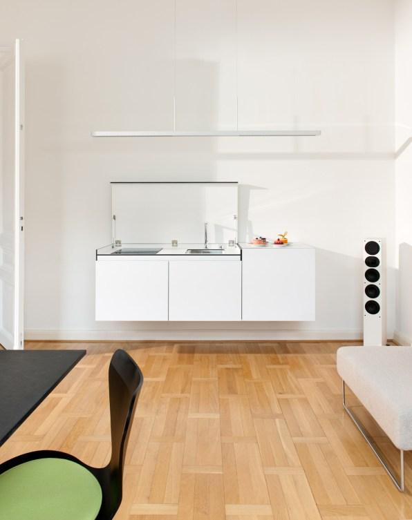 Cocina Miniki de Tobias Schwarzer