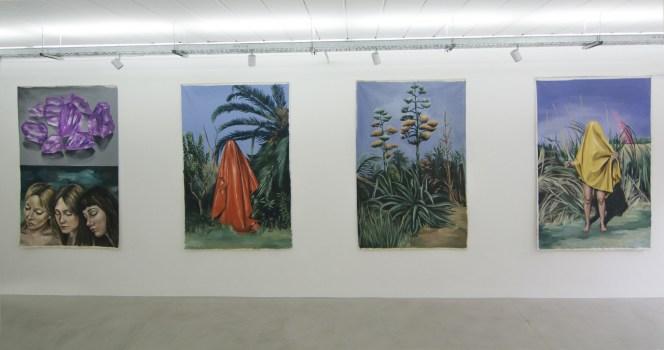 Muestra de Ornella Pocetti en Galería Acéfala