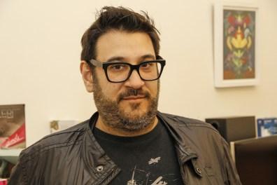 Javier Lourenco. Foto: Adri Godis