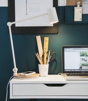 La lámpara de escritorio Riggad