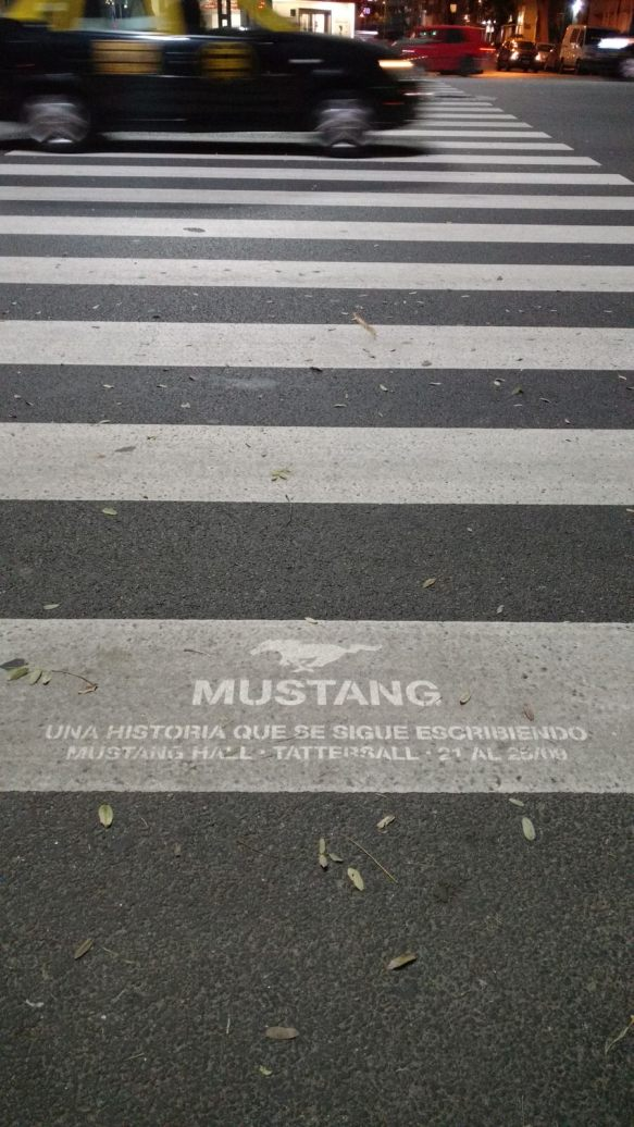 Mustang Hall