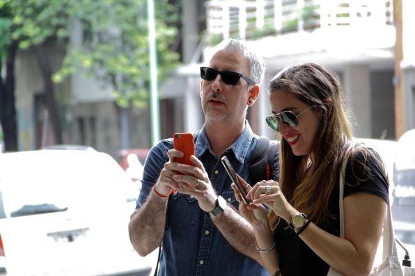 Gonzalo Fargas y Gala Décima Kozameh. Foto: Adri Godis