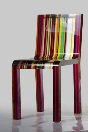 Rainbow chair. Foto: JCM