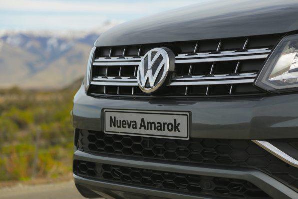 Nueva Volkswagen Amarok