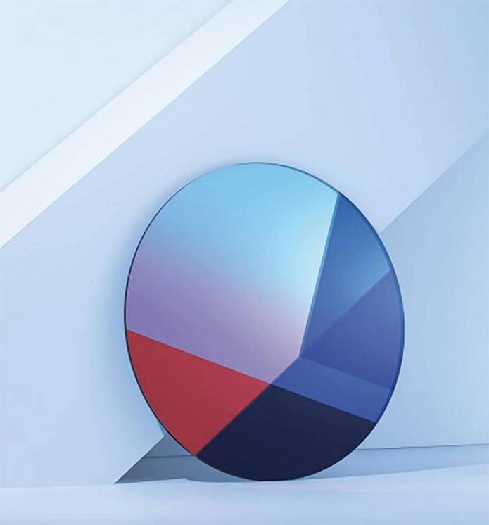 Seeing Glass. Big Round. Brit Van Nerven y Sabine Marcelis