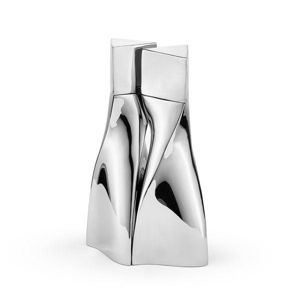 Duo Salt and Pepper Grinder. Zaha Hadid Design. Foto: Mark Colliton