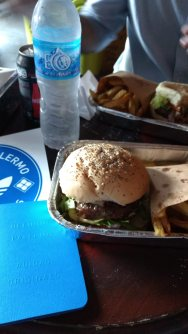 Defining Palermo en Burger Joint