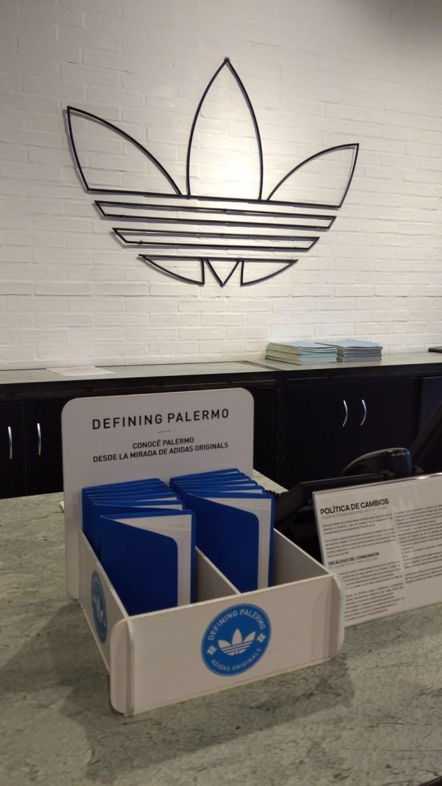 Defining Palermo de adidas Originals