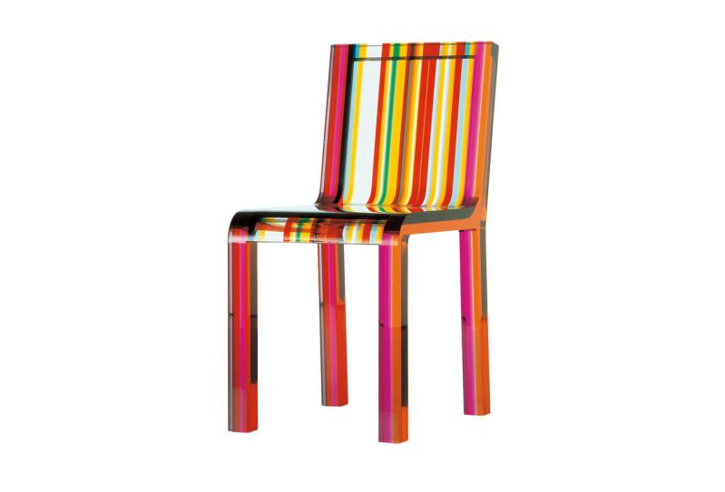 Rainbow chair de Patrick Norguet para Cappellini