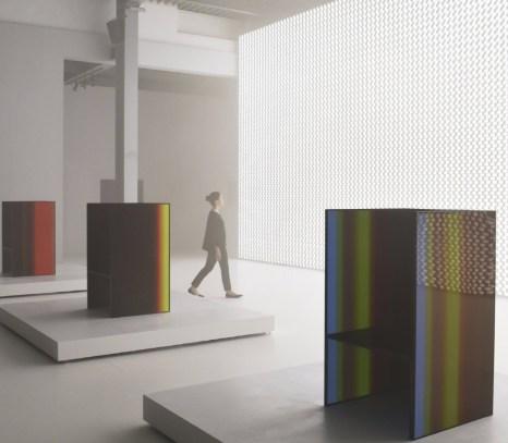 LG and Tokujin Yoshioka Milano Design Week Release 003