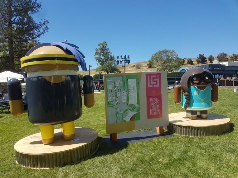 Google I/O, día 2