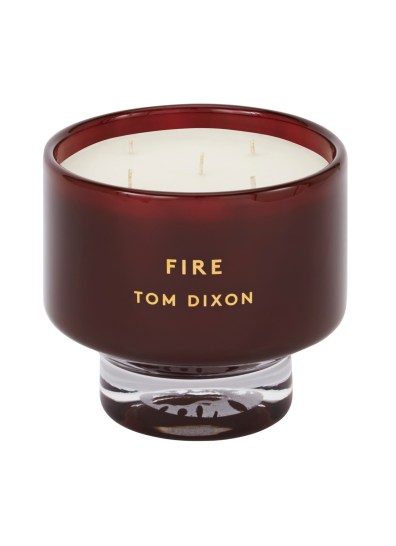 Tom Dixon -Scent Fire Candle