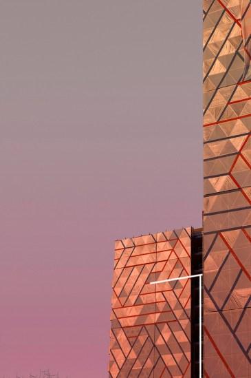 Torre TIM por Matteo Cibic. Foto: Matteo Cibic